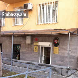Office of the Honorary Consul of Lithuania in Yerevan: www.embassy.am