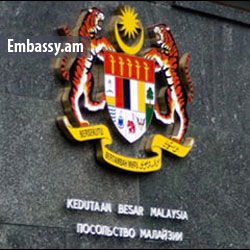 Embassy of Malaysia in Moscow, Russia: www.embassy.am