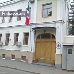 Russian embassy in mexico