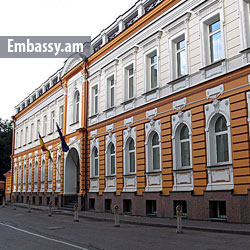 Embassy of Spain in Moscow, Russia: www.embassy.am