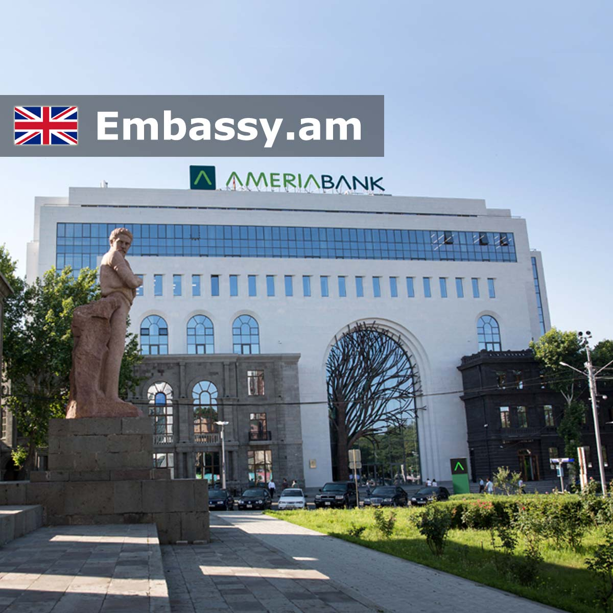 Embassy of UK in Armenia: www.embassy.am