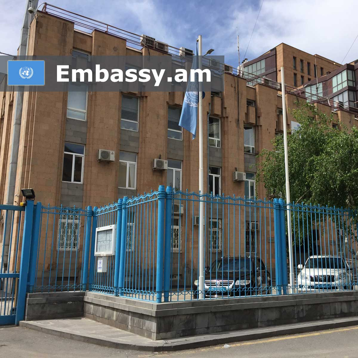 United Nations Office in Armenia: www.embassy.am