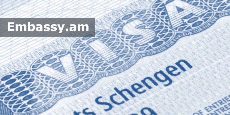 The Schengen Visa - Embassy.am